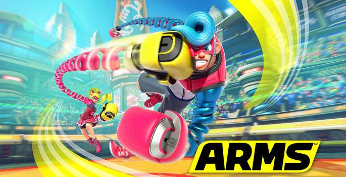 Arms Logo Switch